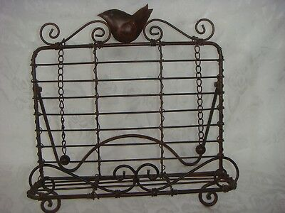Tabletop Book Rack Holder, With Page Weights, New In Box, Cookbooks, Sheet Music
