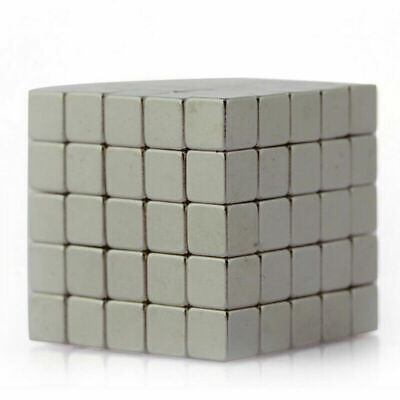 10x N52 Square Cube Block Super Strong Neodymium Rare Earth Magnets 10x10x10mm