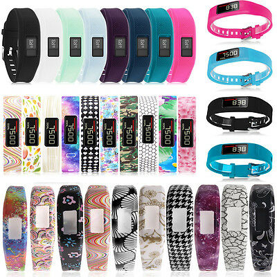 Various Sport Silicone Replacement Watch Band Wrist Strap for Garmin Watches