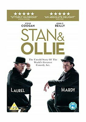 Stan and Ollie [2019] [New DVD]