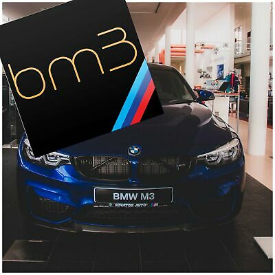 BOOTMOD3 S55 Flash Tune - F80 M3 / M4 with ENET Cable