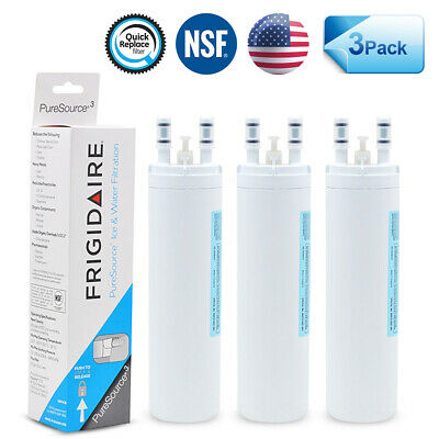 3Pack Frigidaire WF3CB Pure source 242069601 Refrigerator Ice & water Filter