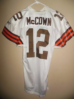 dae0f87440c CLEVELAND BROWNS GAME Used Football Jersey -  159.00