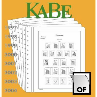 KABE feuilles complémentaires OF Italie 2018
