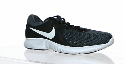 timeless design 207c6 a0bdc Nike Mens Black Running Shoes Size 10.5 (190795)
