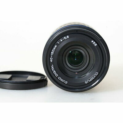 Olympus Zuiko Digital 40-150mm F/4-5.6 ED Four-Thirds Mount - EZ-4015