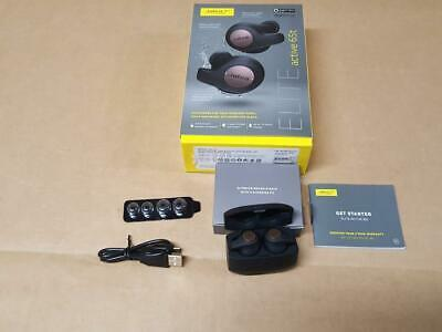 Jabra Elite Active 65t True Wireless Sports Earbuds - Copper Black