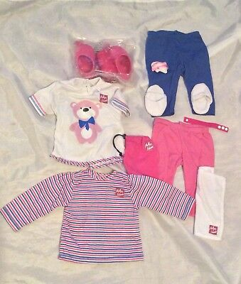 Molly And Friends 20 Piece Value Clothes & Accessory Set
