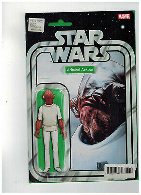 STAR WARS #60  1st Printing - Action Figure Variant Cover   / 2019 Marvel Comics