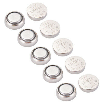 10x AG4 LR66 LR626 SR626SW 377A 177 Battery Button Cell Watch Toys Remote BC871