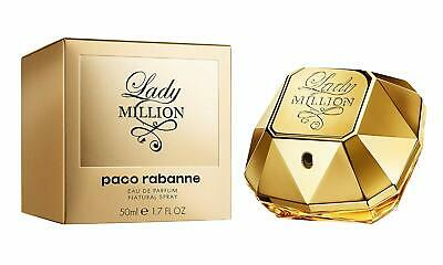 LADY MILLION Eau de Parfum PACO RABANNE 80 ML Neuf sous Blister