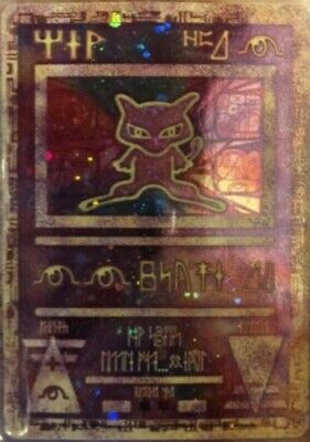 Pokemon Ancient Mew SEALED Unopened 2000 Movie Promo Holo Card MINT WOTC RARE!!
