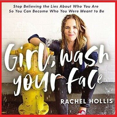 Girl, Wash Your Face By Rachel Hollis (audio book, e-Delivery)