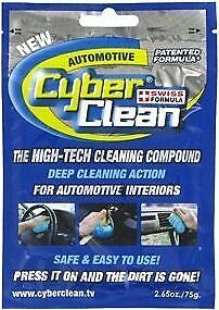 48 Pack Cyber Clean Automotive sachets - 75g x 48 in 4 Retail Boxes.