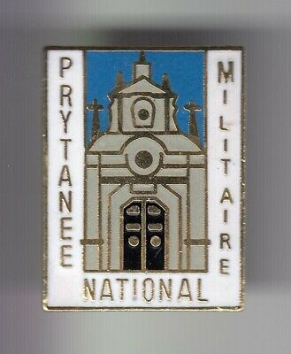 Rare Pins Pin's .. Armee Army Prytanee Militaire National Ecole La Fleche 72 ~Ei