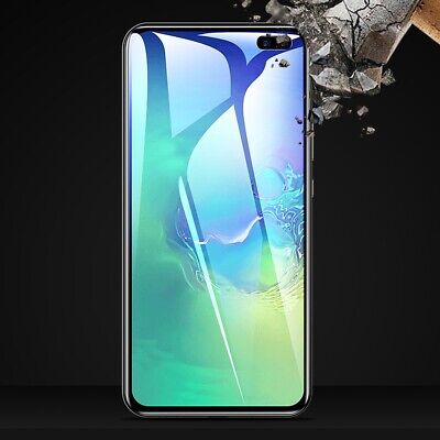 2019 New Clear Full Cover Temper Glass Screen Film For Samsung Galaxy S10 Plus