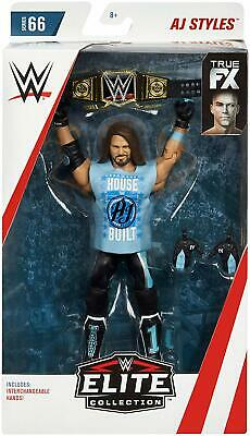 WWE Elite Collection Série 57-Tye Dillinger Figure Brand New *