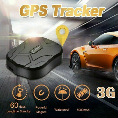 PORTABLE LONG LIFE 3G GPS Tracker Waterproof Magnet Car Anti