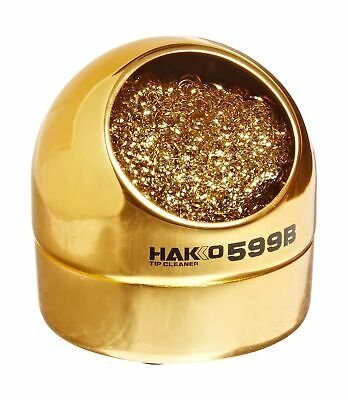 Hakko 599B-02 Wire-type soldering iron tip cleaner Bronze