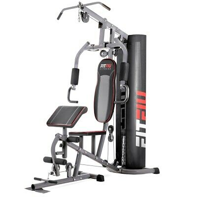Machine multistation de musculation gym poids fitness -FITFIU