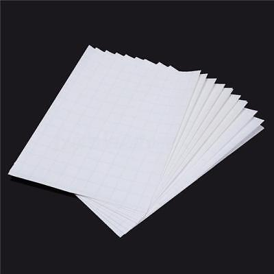 5 Pcs A4 T Shirt Transfer Paper Iron On Dark Fabrics Heat Press Inkjet Print RF
