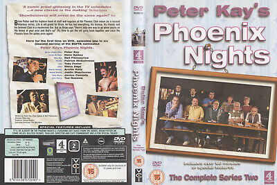 Peter Kay's - Phoenix Nights - The Complete Series Two - Dvd
