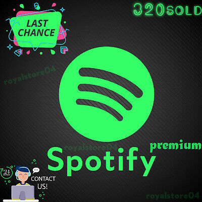 SPOTIFY PREMIUM ACCOUNT LIFETIME SUBSCRIPTION | FULL WARRANTY | FAST Delivery 🚀