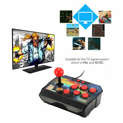 Mini Vintage Retro TV Game Console Classic 145 Built-in Games 16-bit Gamepad Kid