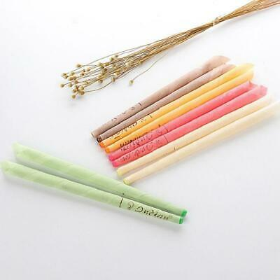 10PCS Earwax Candles Wax Hollow Blend Cones Beeswax Hearing Massage Ear Cleaning