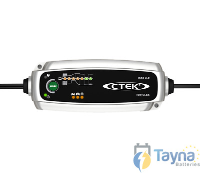 CTEK MXS 3.8 12V Charger and Conditioner