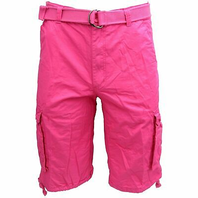 196deb4a9a Proclub TWILL CARGO SHORTS Casual Pants Mens Authentic Classic Multi Pockets.  $20.99 Buy It Now 8d 8h. See Details. H & W Men's Light Twill Cargo Shorts  For ...