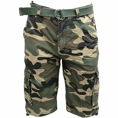 38ffea0131 Henry & William Men's Light Twill Cargo Shorts-14 Variety of Colors, Size S