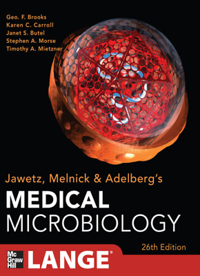 Jawetz Medical Microbiology 26th ed (PDF)