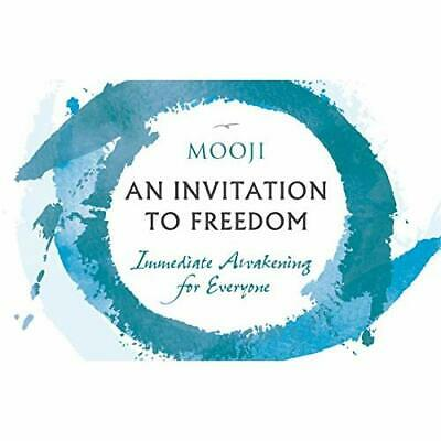 An Invitation to Freedom - Paperback NEW Mooji 01/10/2018