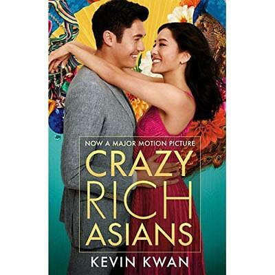 Crazy Rich Asians - Paperback NEW Kwan, Kevin 07/06/2018