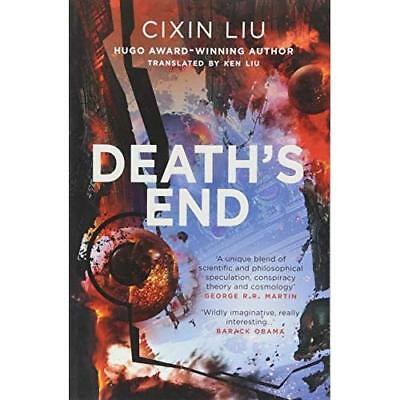 Death's End - The Three-Body Problem 3  - Paperback NEW Liu, Cixin 04/05/2017