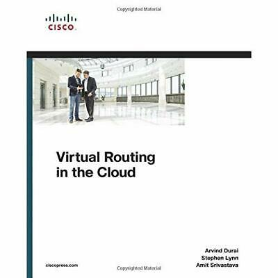 Virtual Routing in the Cloud (Networking Technology) - Paperback NEW Arvind Dura