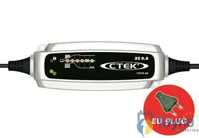 CTEK XS 0.8 12V Batterie Smart Charger - EU PLUG