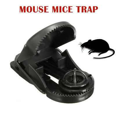 Reusable Plastic Mouse Traps, Mousetrap, Mice, Pest Control Trap