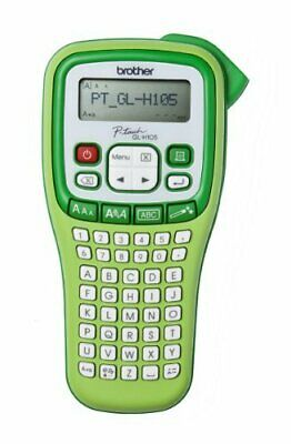 Brother P-Touch GL-H105 Label Maker Monochrome Thermal Transfer Green