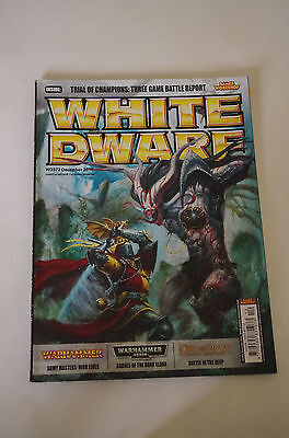 Games Workshop White Dwarf Magazine December 2010