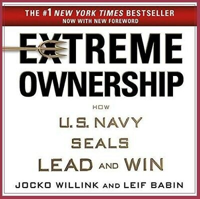 Extreme Ownership How U.S. By Jocko Willink, Leif Babin (audio book, e-Delivery)