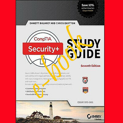 CompTIA Security+ Study Guide: Exam SY0-501 7th Edition  [*P-D-F*]