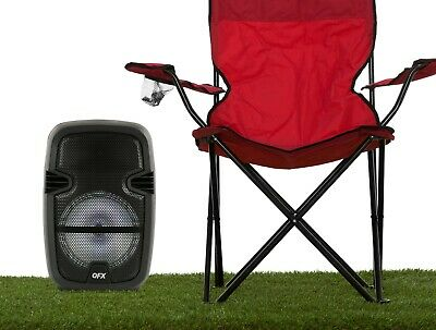 Portable Party Bluetooth  Music Loudspeaker High Quality With Microphone Remote