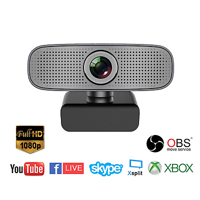SPEDAL FULL HD Webcam 1080p, Beauty Live Streaming Webcam