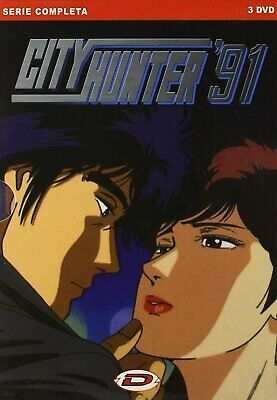 488789 206390 Dvd City Hunter '91 - Complete Box Set (3 Dvd)