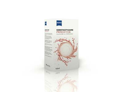 Liquido lenti a contatto Zeiss Contact Care Perossido 100ML