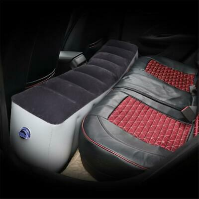 Car Mattress Inflatable Back Seat Gap Pad Car Travel Camping Air Bed Cushion
