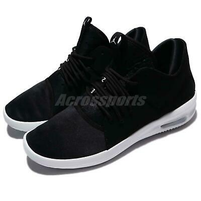 91e1a65d4cd295 Nike Air Jordan First Class Black White Men Casual Shoes Sneakers AJ7312-010