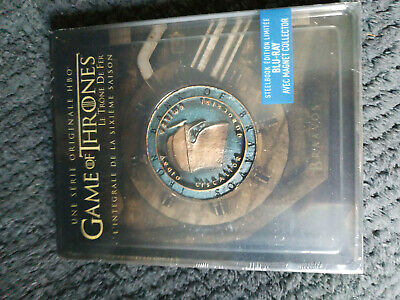 Game of thrones steelbook saison 6